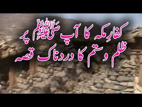 Aap saw ki zindagi   Hazrat muhammad sallallahu alaihi wasallam history in urdu