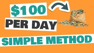 Make $100 PER Day With This Website (Easy Money Online)!