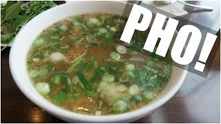 PERFECT DAY FOR PHO! - October 27, 2015