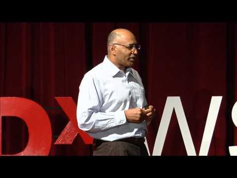 Fundraising 101: Rueben Mayes at TEDxWSU 2014