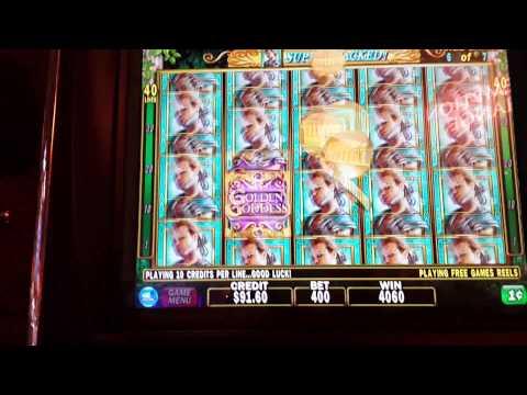 Video Slot casino machine