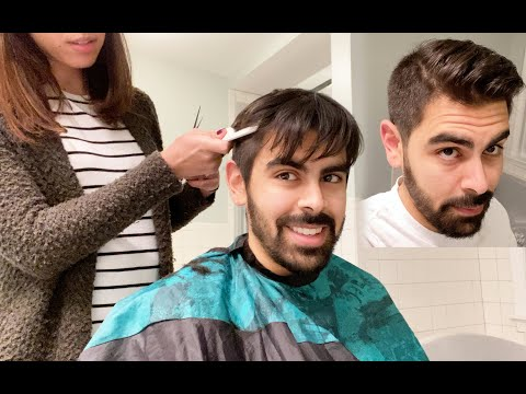How To Cut Men's Hair   FULL HAIRCUT TUTORIAL   Classic Simple Barbering Techniques from YouTube · Duration:  43 minutes 26 seconds