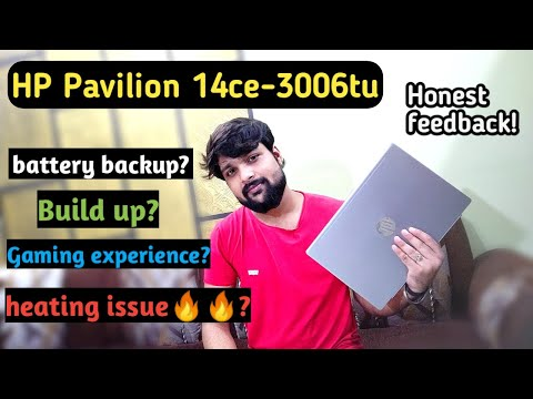 Hp Pavilion 14-ce3006TU || Honest Feedback after using it || Best or not ?