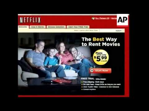 Netflix to be delivered on the Internet