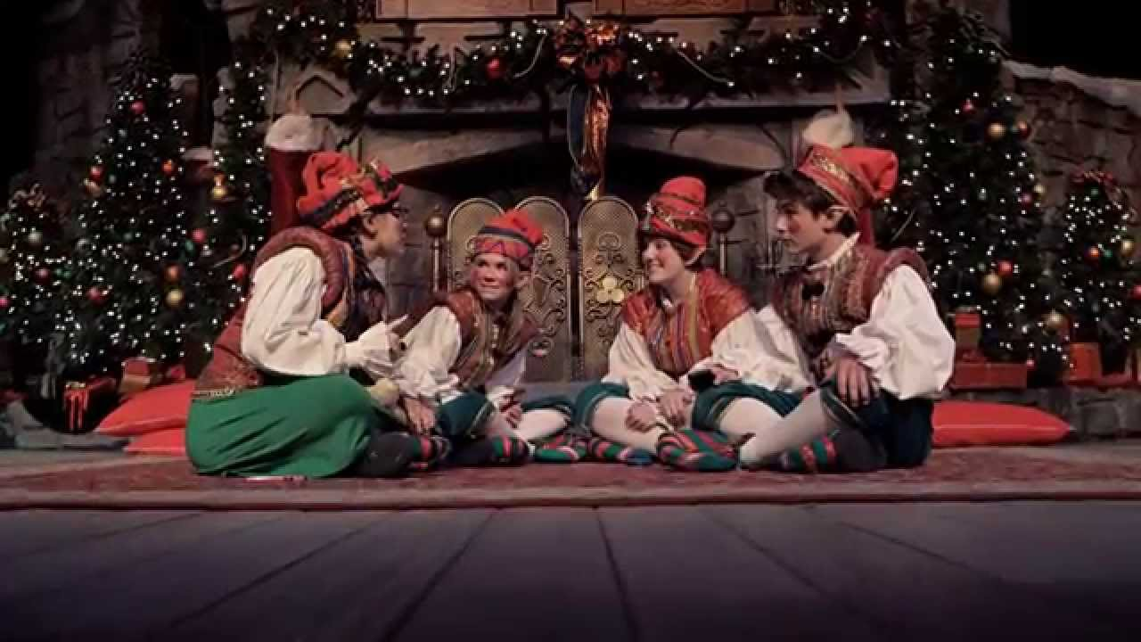 The Real Elves of Christmas Town: The Santa Situation | Busch ...