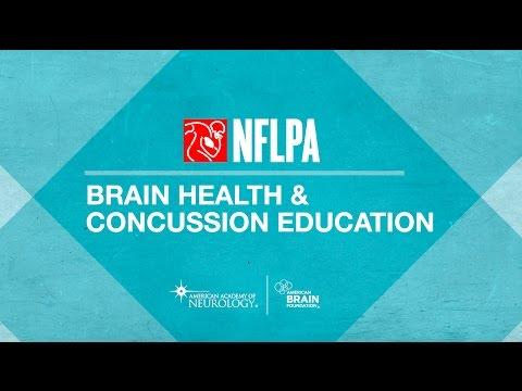 NFLPA Brain Health & Concussion Education Video