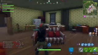 FortNite New Game Mode (SOLID GOLD)