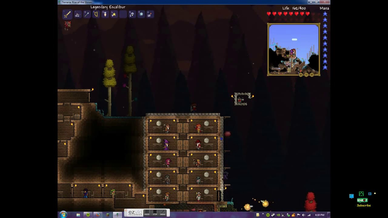 how to put worlds in terraria