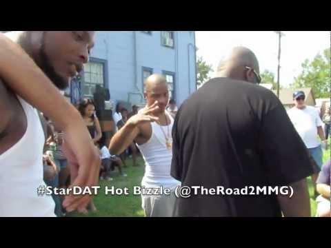 T.I. Ball ft. Lil Wayne BTS w/ Star DAT J-Slim