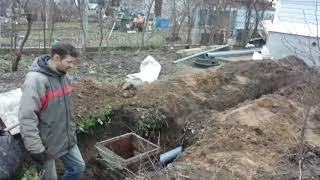 видео Автономная канализация: какая выгода применения, достоинства и недостатки