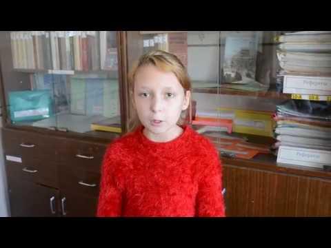 Изображение предпросмотра прочтения – ВалерияБугера читает произведение «Красною кистью...» М.И.Цветаевой