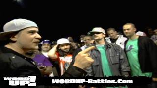 WordUP! 4e Édition: Koriass vs St-Saoul (1ère partie)