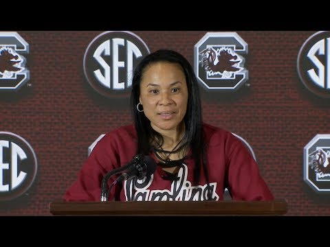 Dawn Staley SEC Media Day News Conference — 10/18/18
