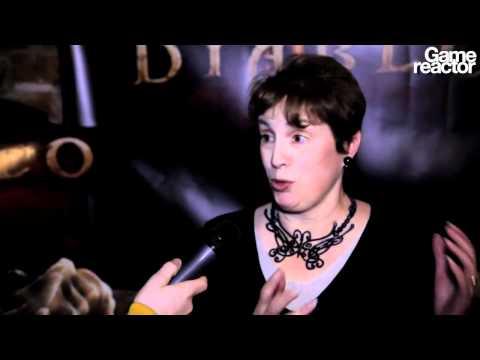 Diablo III - Cinematics Interview