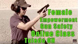 Female Empowerment Gun Safety Online Class-Ladies Empowerment …
