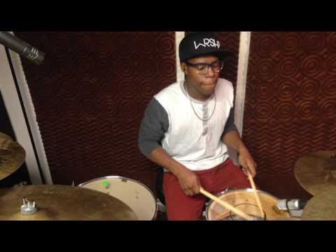 Universal Language by: Nick Smith [Drum Cover] feat. Andrew McBride