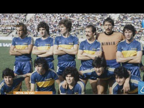 Ariel Krasouski: Los recuerdos de Maradona
