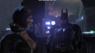 """Женщина-Кошка из игры """"Batman:Arkham Sity"""""""