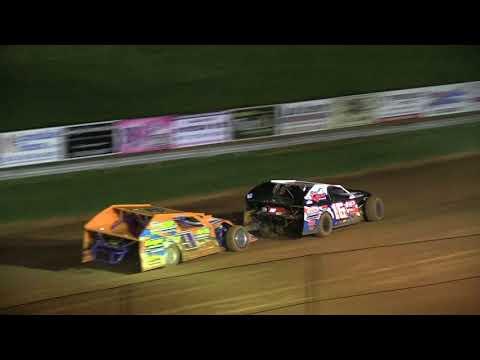 4 13 18 Modifieds Heat #1 Bloomington Speedway