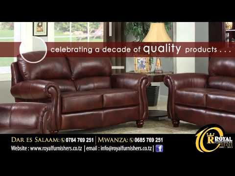 Royal Furnishers - Sofa Leather
