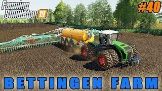 Farming simulator 19 | Bettingen Farm | Timelapse #40 | New tractor with slurry spreader