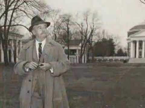 William Faulkner at the University of Virginia