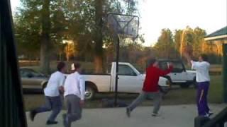 backyard basketball highlights 2007