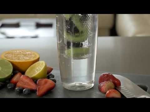 Fruit Infused Water Bottles by Infusion H2O!