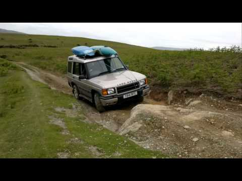 Land rover discovery TD5 using traction control