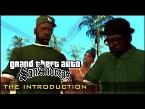 GTA San Andreas full Introduction
