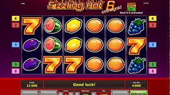 Sizzling hot 6 Extra Gold - Slot