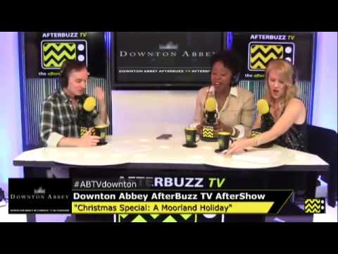 """Downton Abbey After Show Season 5 Episode 9 """"Christmas Special; A Moorland Holiday"""" 