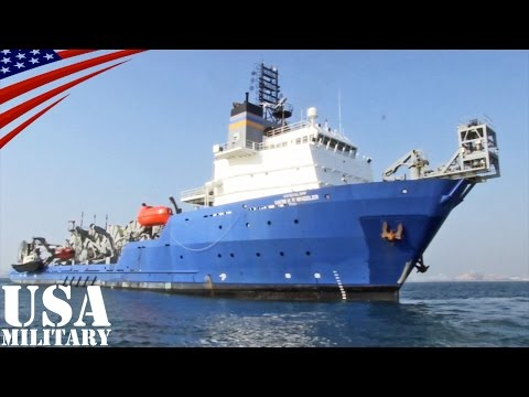 沿岸送油システム艦・最大15km沖合から燃料を輸送できるタンカー - Fuel Delivery from up to 8 Miles Offshore - Vadm K. R. Wheeler