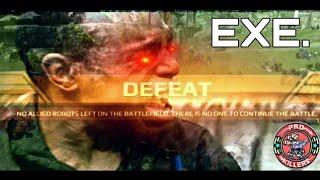 """""""DEFEAT"""" EXE.  😫 WAR ROBOTS"""