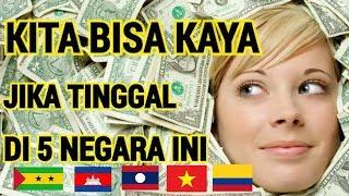 Download 5 NEGARA DENGAN MATA UANG YANG JAUH LEBIH RENDAH DIBANDING RUPIAH INDONESIA MP3 song and Music Video