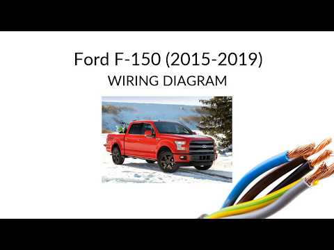 Ford F-150 2015-2019 Wiring DIAGRAM