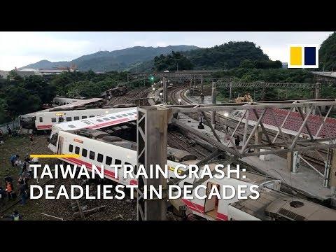 Taiwan Train Crash 2018: The Deadliest Accident In Decades