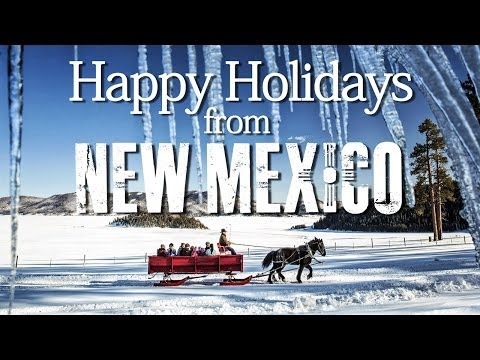 New Mexico Holiday Greeting