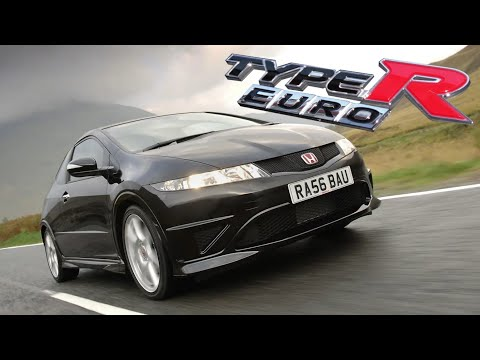 FN2 Euro Civic Type R: Detailed Review and Tour