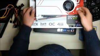 i7 4790K H81-Gamer 4GB GTX970 Turbo  (4000TL PC TOPLAMA)