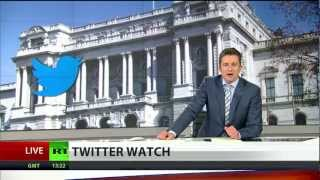 Twitter Watch: Library of Congress keeps tweets on file unavailable to public