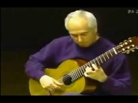 guitare classique john williams
