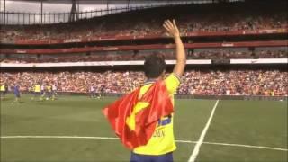 [FULL] Running man mang quốc kỳ việt nam tới sân emirates