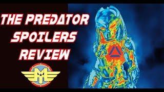 The Predator Spoilers Review