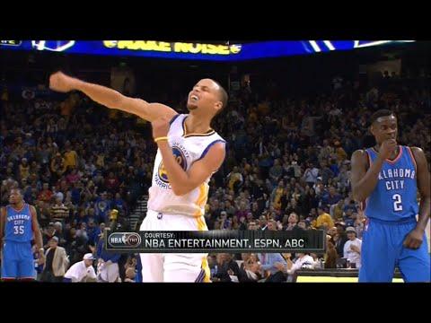 Warriors 2014-15 Season: Game 25 vs. Thunder