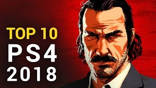 Top 10 Best PS4 Games of 2018