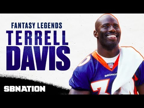 Terrell Davis reflects on one of his best performances