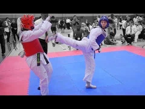 Southeast Open Taekwondo Championship Highlights 2018