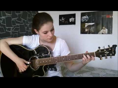 "Can you play like this ? ""Kansas Dust In The Wind Cover by Gabriella Quevedo"""