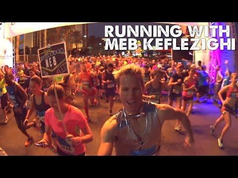 Running The Rock N Roll Las Vegas Marathon With Meb Keflezighi Mp3